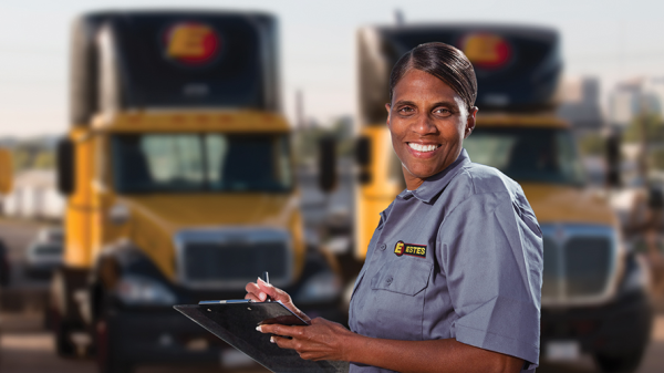 Estes Among Top 50 Companies for Women to Work For in Transportation